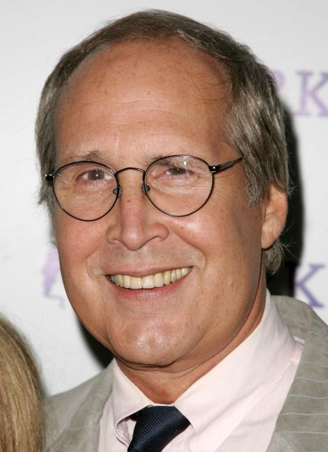 Chevy Chase at the 11th annual Riverkeeper Benefit gala honoring the Hearst Corporation.
