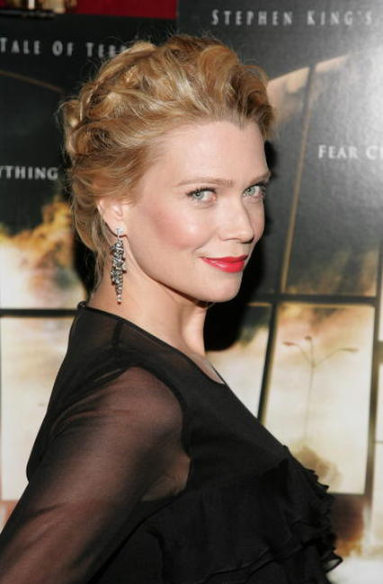 Actress Laurie Holden at the N.Y. premiere of