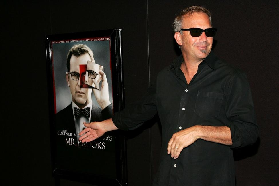 Kevin Costner at the special screening of