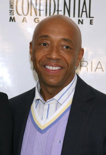 Russell Simmons at the Los Angeles Confidential Magazines pre-Oscar luncheon.