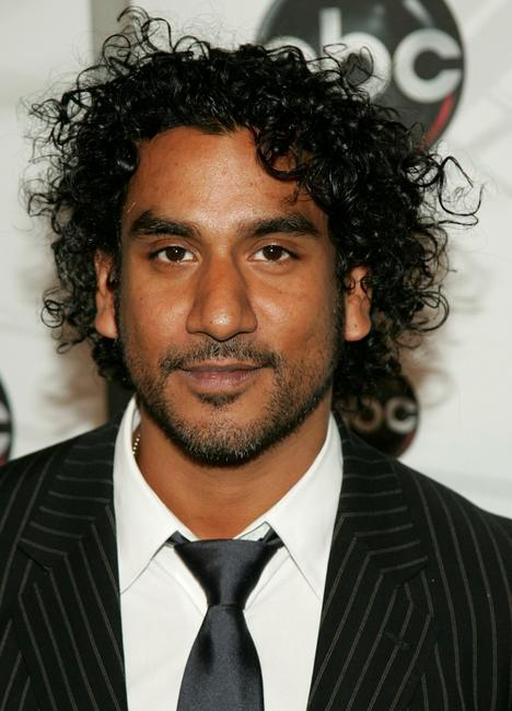 Naveen Andrews at the ABC Upfront presentation.