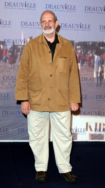 Brian De Palma at the 32nd Deauville Festival Of American Film.