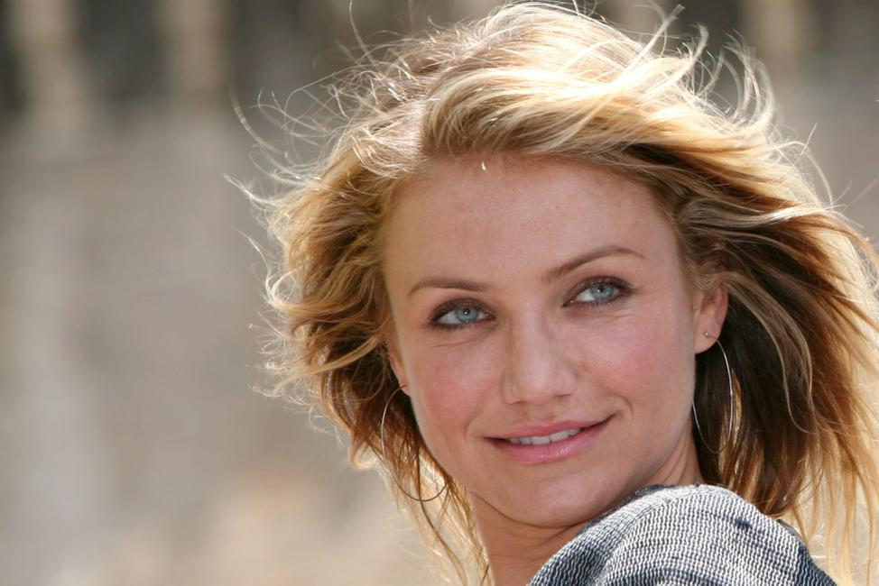 Cameron Diaz at Rome for the photocall of