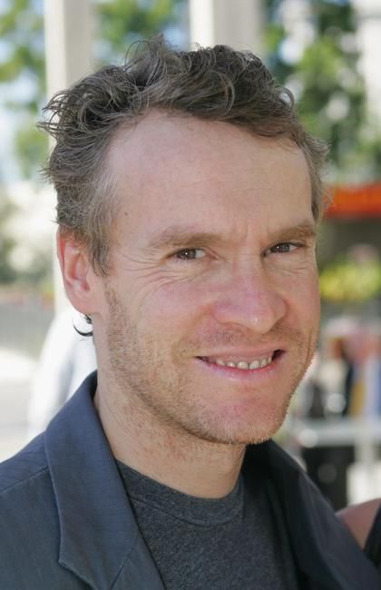 Tate Donovan at the opening of 'The Cherry Orchard'.