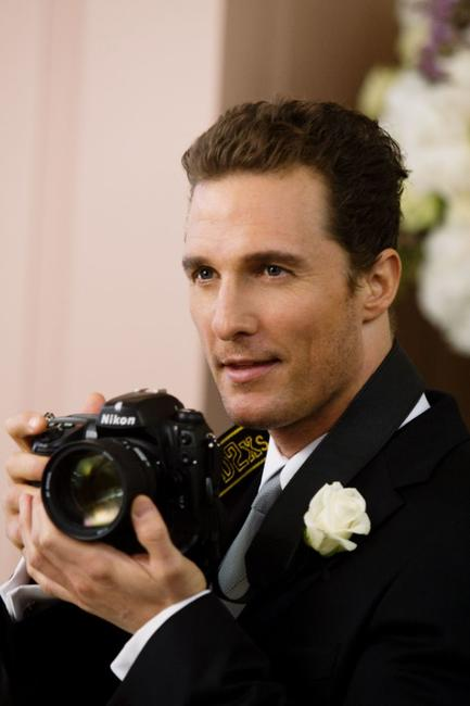 Matthew Mcconaughey as Connor Mead in