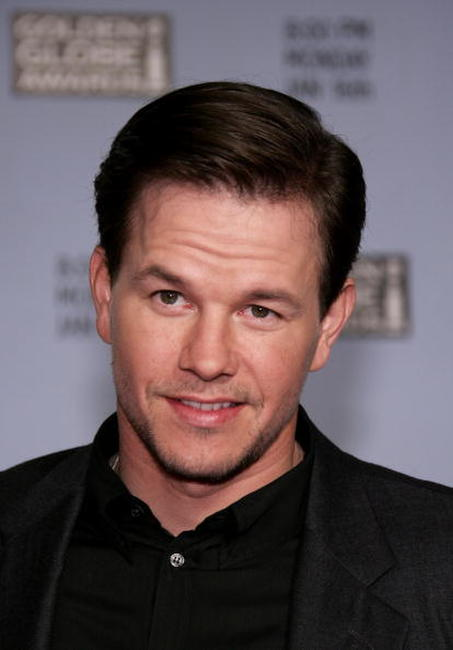 Mark Wahlberg at nominations for the 63rd Annual Golden Globe Awards in Beverly Hills.