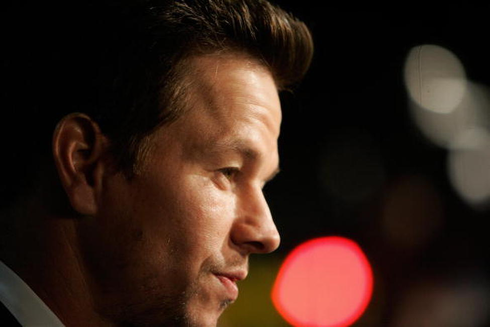 Mark Wahlberg at the L.A. premiere of