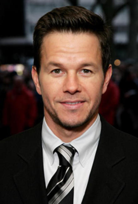 Mark Wahlberg at the London premiere of