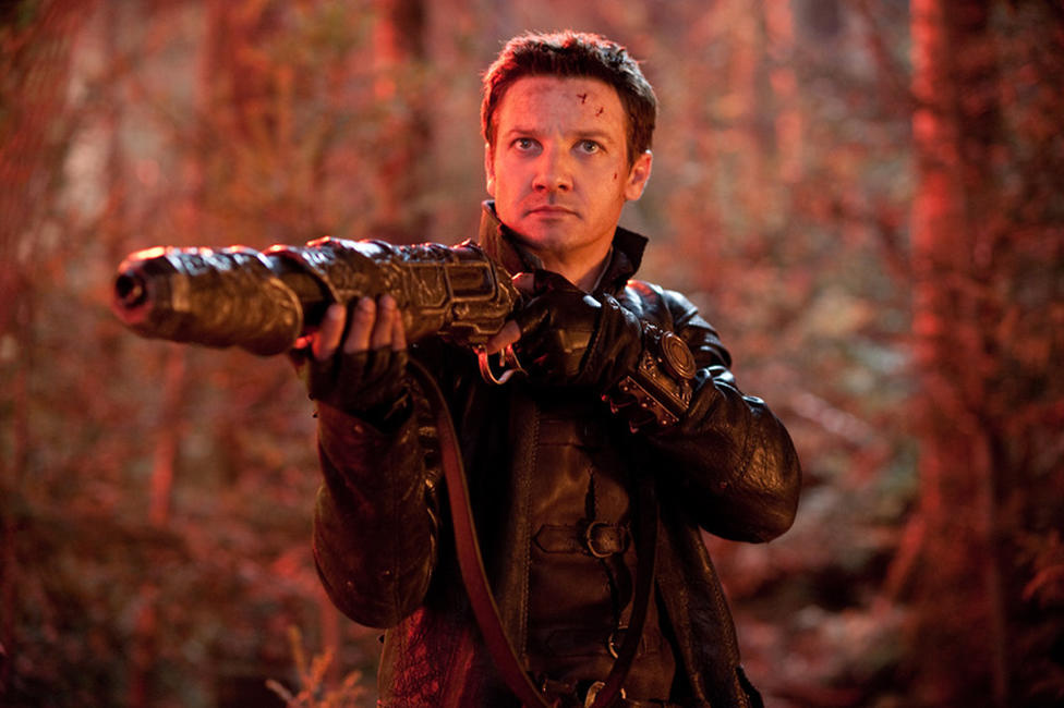 Jeremy Renner as Hansel in