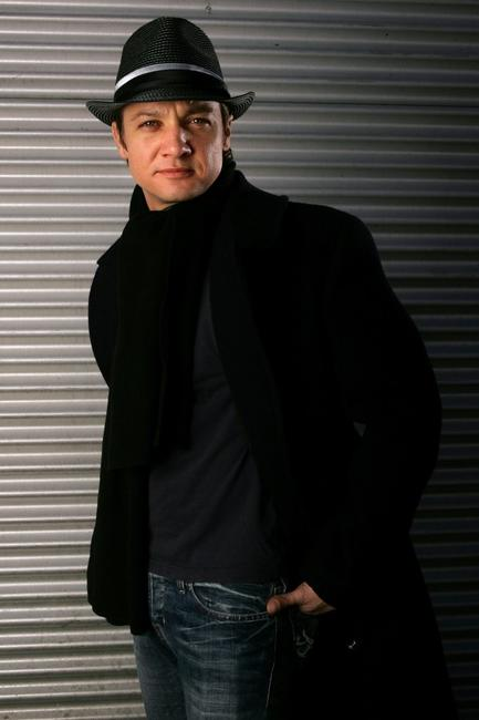 Jeremy Renner at the 2006 Sundance Film Festival.