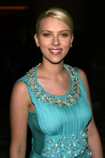 Scarlett Johansson at the Los Angeles Film Critics Association 29th Annual Awards.