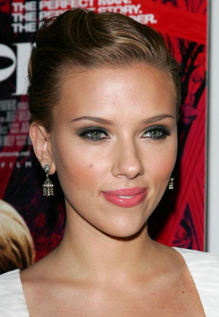 Scarlett Johansson at the premiere of