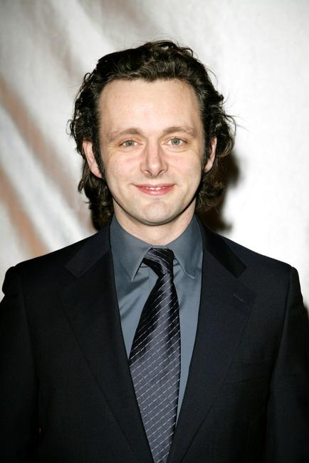 Michael Sheen at the Inaugural British Academy Film and Television Arts nominees reception.