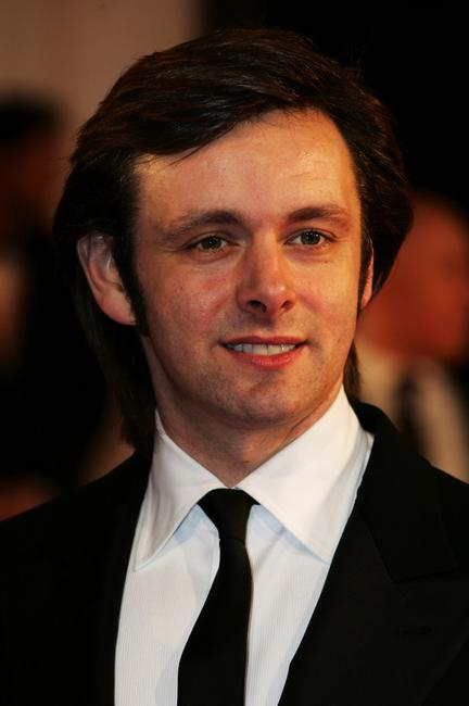 Michael Sheen at the Orange British Academy Film Awards.