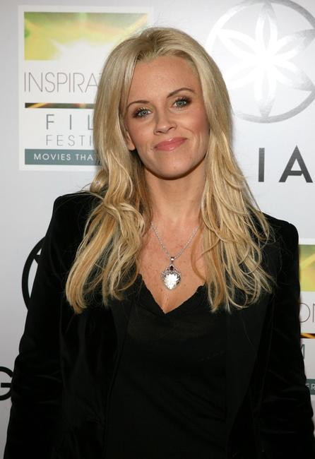 Jenny McCarthy at the Los Angeles premiere of