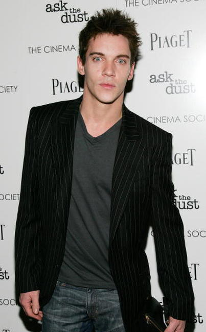 Jonathan Rhys Meyers at the