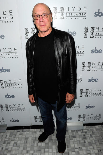 Dayton Callie at the Bellagio to celebrate the fifth season of the television show