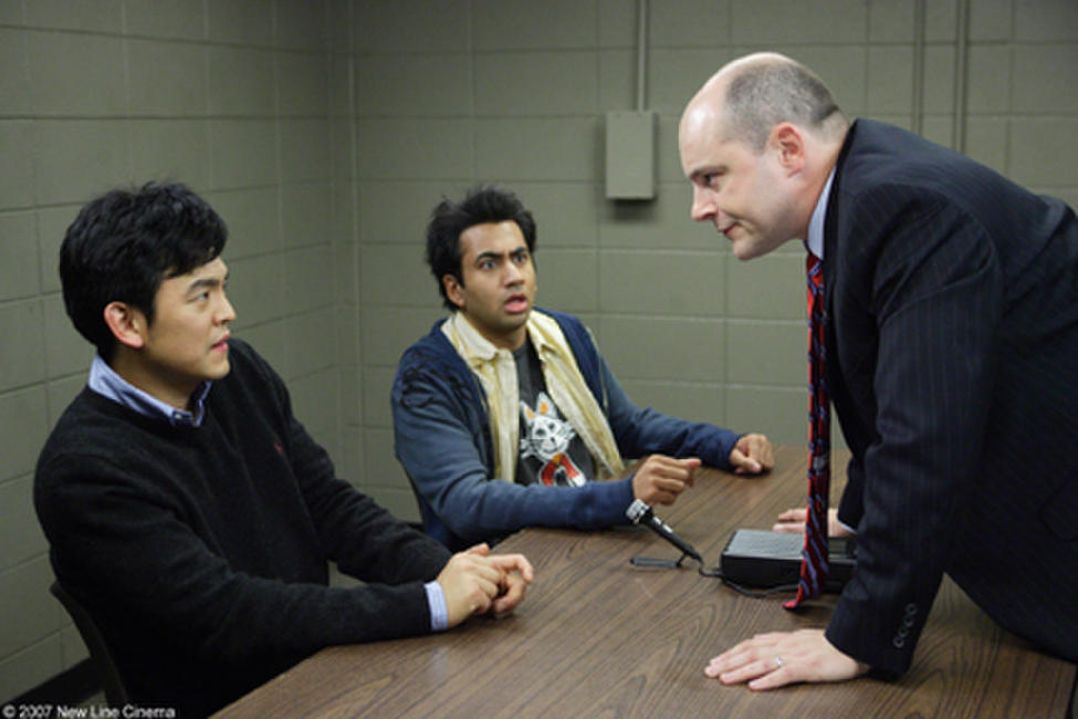 John Cho, Kal Penn and Rob Corddry in