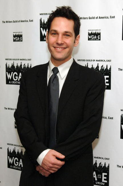 Paul Rudd at the 58th annual Writers Guild of America awards ceremony in N.Y.