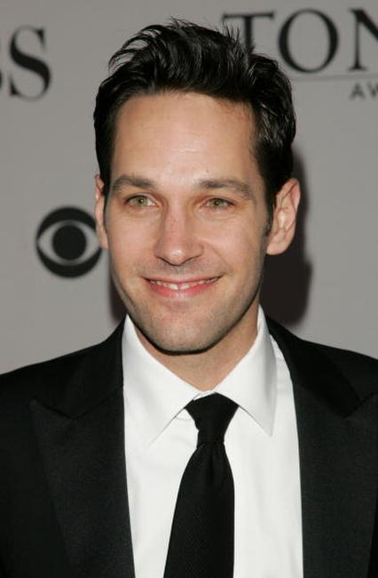 Paul Rudd at the 60th Annual Tony Awards in N.Y.