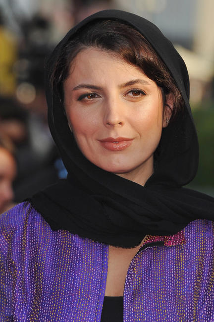 Leila Hatami at the opening ceremony of 37th Deauville Film Festival in France.