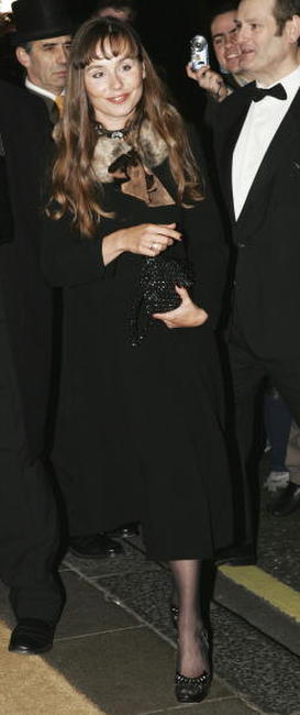 Tara Fitzgerald at the annual Evening Standard Film Awards 2005.
