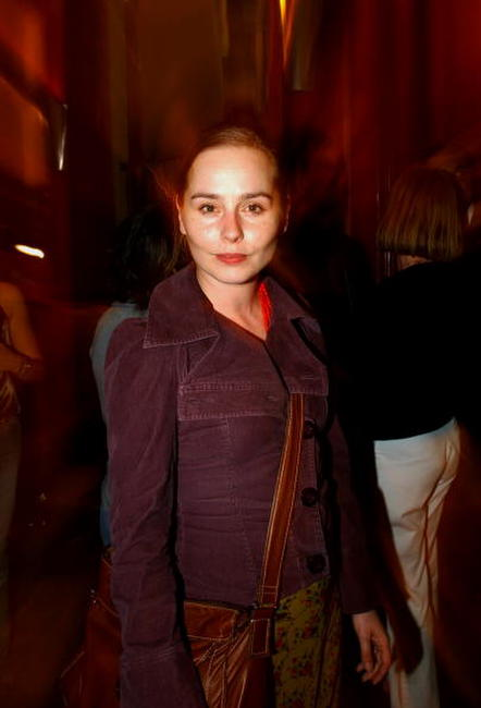 Tara Fitzgerald attends the after party of the premiere of