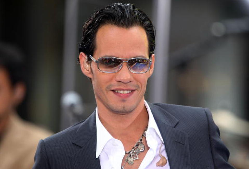 Marc Anthony at the NBC