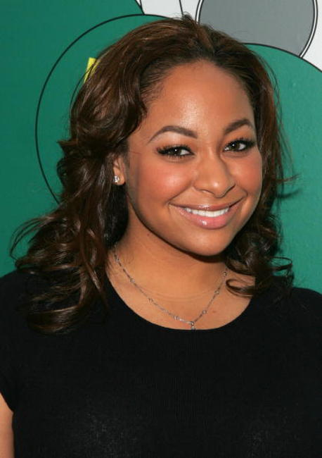 Raven Symone at MTV's Total Request Live in N.Y.