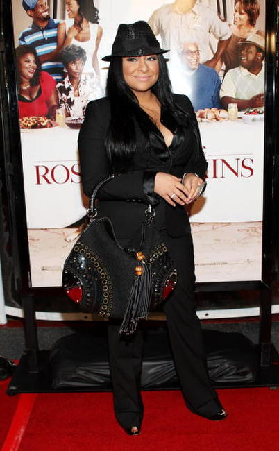 Raven Symone at the Hollywood premiere of