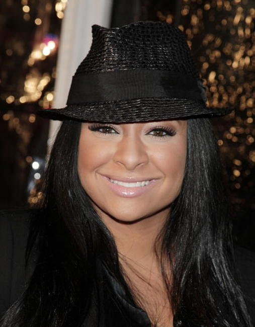 Raven Symone at the L.A. premiere of