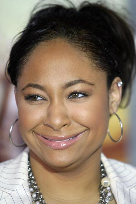 Raven Symone at the premiere of