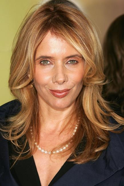 Rosanna Arquette at the ABC Television Network Upfront.