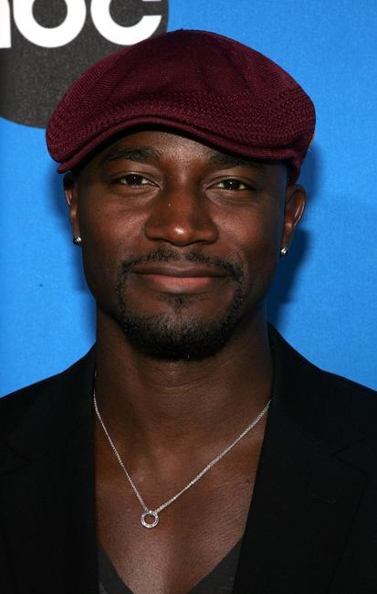 Taye Diggs at the Disney - ABC Television Group All Star Party.