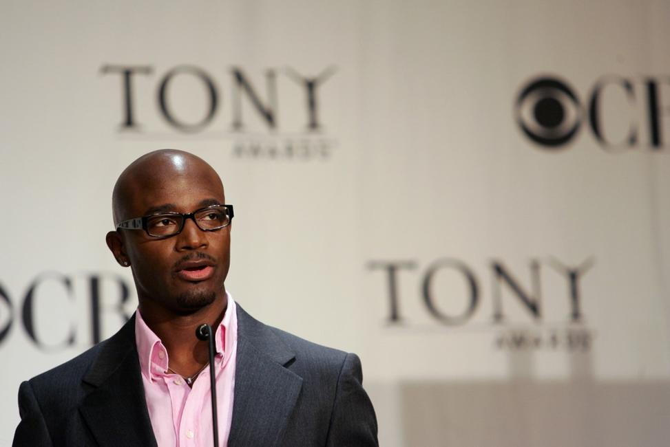 Taye Diggs at the 2007 Tony Awards.