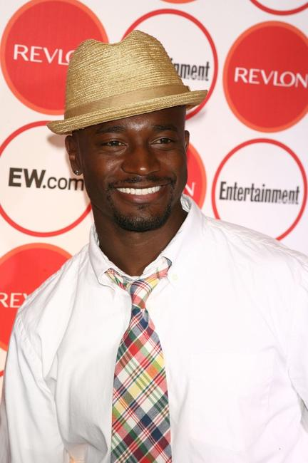 Taye Diggs at the Entertainment Weekly's 4th Annual Pre-Emmy Party.