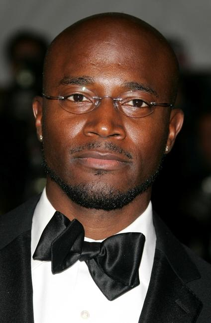 Taye Diggs at the Metropolitan Museum of Art Costume Institute Benefit Gala