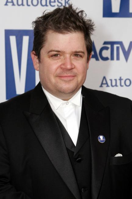 Patton Oswalt at the Visual Effects Awards honoring Steven Spielberg.