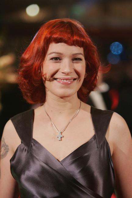 Franka Potente at the opening night of the 55th annual Berlinale International Film Festival.