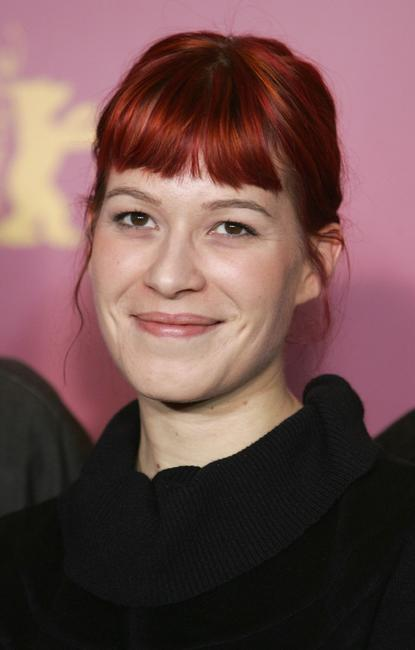 Franka Potente Interviewed by Children's Media at the 55th annual Berlinale International Film Festival.