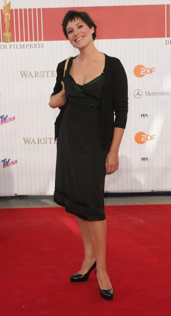 Franka Potente at the German Film Award.