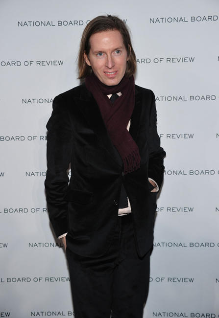 Wes Anderson at the National Board of Review of Motion Pictures Awards Gala in New York.