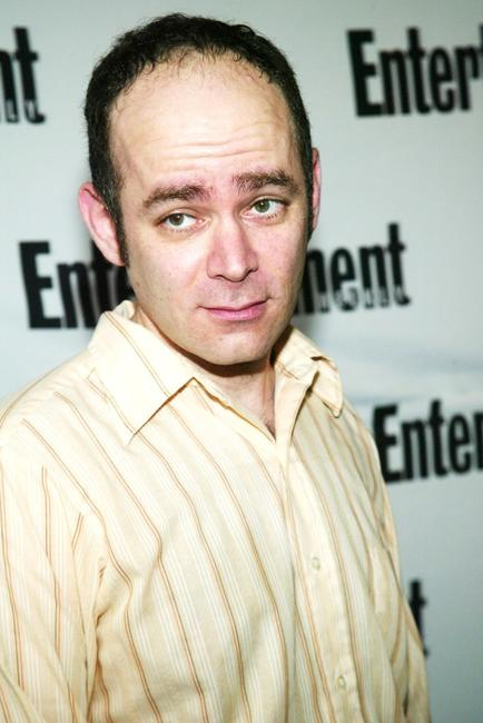 Todd Barry at the Entertainment Weekly's Second Annual IT List party.