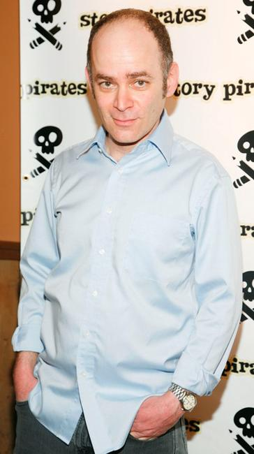 Todd Barry at the Story Pirates