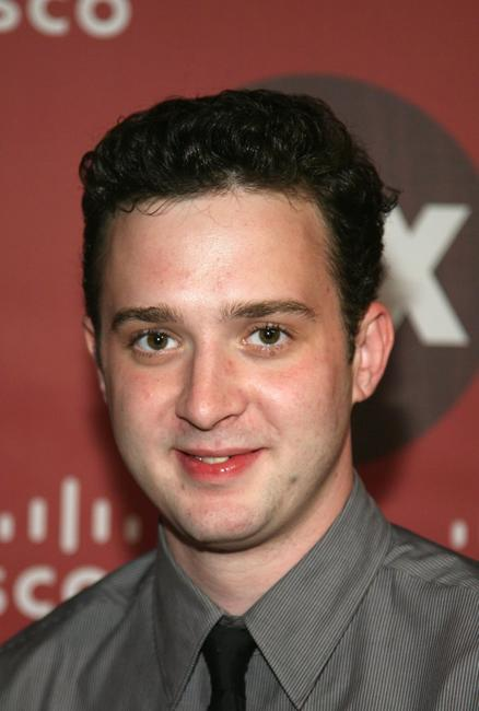 Eddie Kaye Thomas at the Fox Fall Eco-Casino Party.