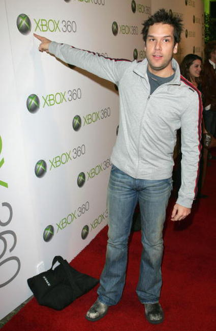 Dane Cook at the Hollywood Launch Party For Xbox 360.