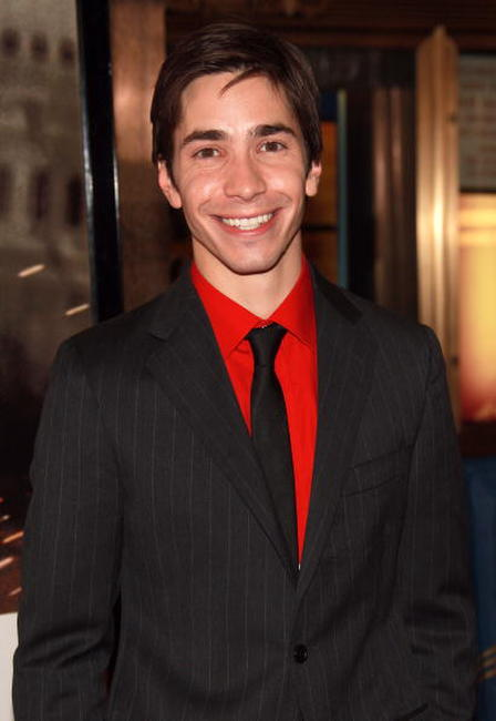 Justin Long at the N.Y. premiere of