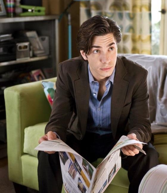 Justin Long as Clay Dalton in