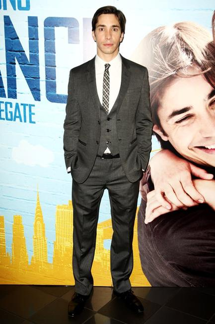 Justin Long at the UK premiere of