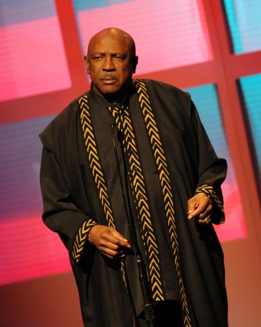 Louis Gossett, Jr. at the 17th Annual Trumpet Awards.